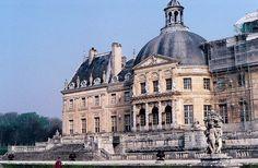 Paris area, Vaux le Vicomte by m. muraskin-france by m. muraskin, via Flickr
