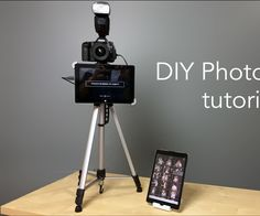 This is a quick tutorial on how to build the absolute best photo booth for cheap. This is an inexpensive yet professional quality photo booth that anyone can make themselves. This photo booth setup is perfect for parties, weddings and any other event. Photo Booth Setup, Photo Booth Backdrop, Photography Equipment, Photography Props, Photo Equipment, Family Photography, Foto Tablet, Diy Wedding Photo Booth, Wedding Ideas