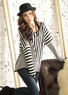 Leisure Style Black Ladies T-shirts Wholesale  Item Code:#FA10397+Black     US$8.71