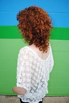 cute layered cut for curly hair