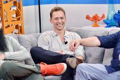 Tom Hiddleston. SDCC 2016. Via Torrilla.