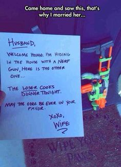 Nerf wars done right
