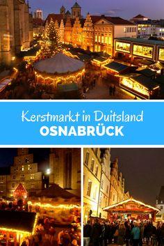 Kerstmarkt in Osnabrück. Ga deze winter naar de kerstmarkt in de Duitsland. De kerstmarkt van Osnabrück is lekker dichtbij.