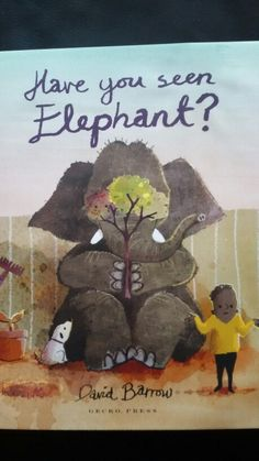Elefante è bravissimo a nascondersi... Se lo dice lui!