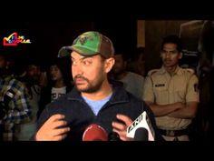 Aamir Khan talks about his biggest film 'Dangal'