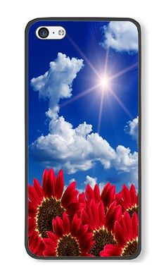 iPhone 5C Case AOFFLY® Red Sunflower Theme Black PC H... http://www.amazon.com/dp/B014ENHGJG/ref=cm_sw_r_pi_dp_4TRoxb03TWCR0
