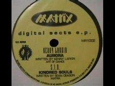 Kenny Larkin - Aurora(Matrix Records) 1993 Rare Detroit Techno!