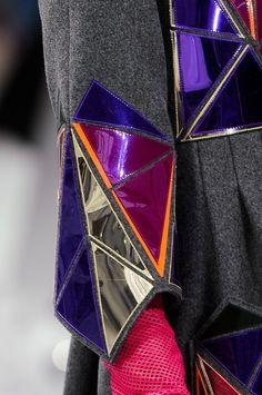 Chanel Details at Paris Fashion Week Fall 2012