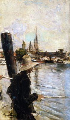 Fishermen, 1880, Giovanni Boldini @@@....http://www.pinterest.com/mashrie/art5-town-house-people/
