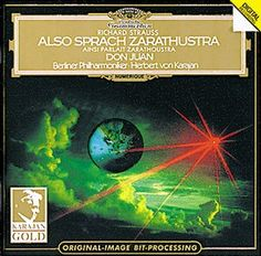 R. STRAUSS Zarathustra /Don Juan - Karajan - Deutsche Grammophon