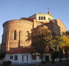 Iglesia de Nueva Pompeya, Mar del Plata. Buenos Aires