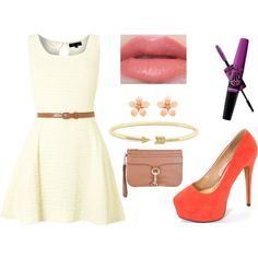 """""""Graduation Outfit [one]"""" by jquackk on Polyvore"""