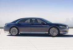 2015 Lincoln Continental concept - yes, please!