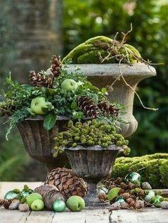 Des jardinières de saison(s)..