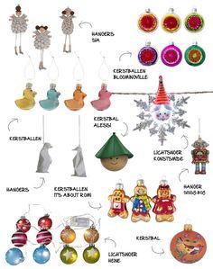 Kerstboomdecoratie #inspiration #christmas #tree #decoration #myhomeshopping