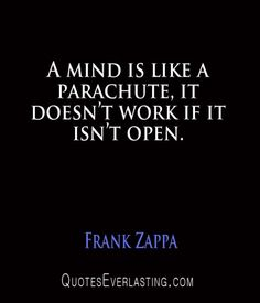 #Mob, just a fun quote on this Tuesday!! Make sure your minds are open to saving…