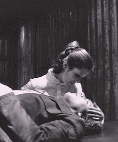 Harrison Ford as Han Solo and Carrie Fisher as Princess Leia in The Empire Strikes Back