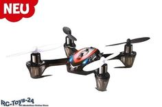 RC-Quadrocopter UFO  F180  4 Kanal 2,4Ghz 6 Achsen Stab.von DfD