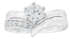 Round Solitaire Ring$33
