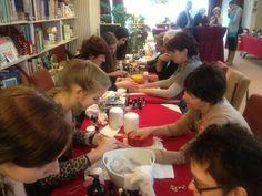 Voor de gasten verzorgden we een verwendag, samen met #Summacollege. Verzorgde handen, daar begonnen we mee #NLdoet #InloophuisDeEik