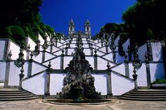 bom jesus in braga portugal, 34 minute drive from city center of porto