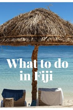 Fiji - Planning a Fiji vacation? There are plenty of things to do in Fiji from island excursions to exploring a Fiji village. Find out which Fiji tours were our favorite and which ones were just so-so. Fiji Travel, Asia Travel, Travel Tips, Travel Ideas, Travel Destinations, Travel Abroad, Wanderlust Travel, Holiday Destinations, Bora Bora