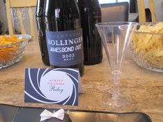 007 Agent Training Birthday Party Ideas | Photo 24 of 31 | Catch My Party