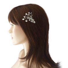 Haargesteck an Nadel - design Brautschmuck