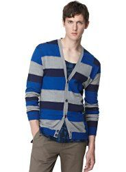 Marc by Marc Jacobs Mens Cotton Cashmere Cardigan Sweater