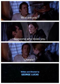 This is downright hilarious. Leila probably would've slapped him and left him for Jabba. #StarWars #Inagalaxyfarfaraway