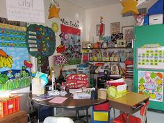 The Teacher's Desk - Setting Up the Classroom Series
