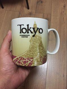 Rare Japan Starbucks Coffee 16oz Global Icon City Mug~~~Tokyo   eBay
