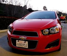 Chevy Sonic Review!