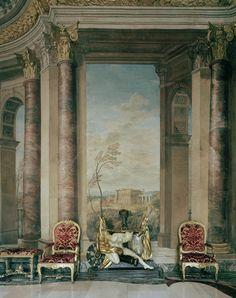 Palazzo,  Rome