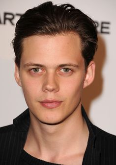 The Joker: It's Bill Skarsgard Compares and Contrasts His Terrifying Performance to Heath Ledger's Skarsgard Brothers, Es Pennywise, Bill Skarsgard Pennywise, It Bill Skarsgard, Bill Skarsgard Hemlock Grove, Joker, Heath Ledger, Face Claims, Pretty Boys