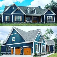 Architectural Designs Exclusive House Plan 92366MX with side load garage. 3 beds and over 1,700 square feet of living. Ready when you are. Where do YOU want to build?