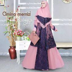 Rabiya Set syari by Amina Mernizi