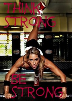think strong