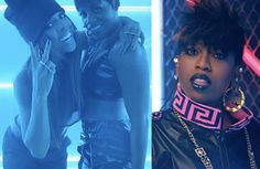 """Fab Glance Fashion & Style: MUSIC MONDAY: Fantasia featuring Kelly Rowland and Missy Elliot, """"Without Me"""""""