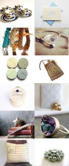 Christmases gifts 2015 by Marin K on Etsy--Pinned with TreasuryPin.com