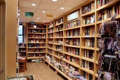 Interesting that now we need a guide to remaking bookstores. What a change from the past.   Other great stories: https://medium.com/@gregoryburrus/is-there-light-at-the-end-of-your-tunnel-9aa09d26bb9