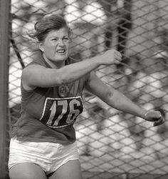 Discus Throw, Track And Field, Female Athletes, Olympics, Sports, Women, Gold, Character, Games