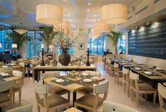 Blt Steak Restaurant Beach Dining Room Area Rooms Delano