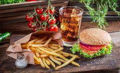Elige la mejor opción si comes fast food