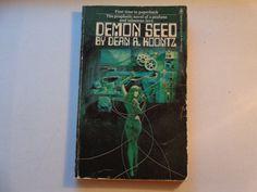 Vintage First Printing SciFi Paperback Demon by TreasureTroveBooks
