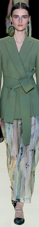 Armani Privé Spring 2015 Couture Collection