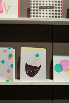 National Stationery Show 2012: Pei Design   Photo Credit: Oh So Beautiful Paper