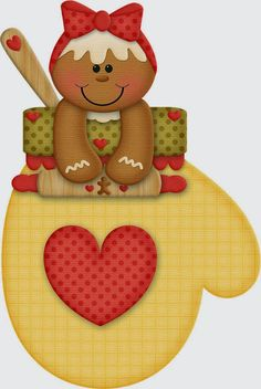 """Photo from album """"Jss_gingerrific"""" on Yandex. Gingerbread Ornaments, Gingerbread Decorations, Christmas Gingerbread, Christmas Decorations, Christmas Time, Christmas Crafts, Xmas, Christmas Ornaments, Christmas Clipart"""