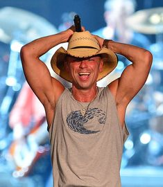 Kenny Chesney performs at the Tortuga Music Festival on April 11, 2015, in Fort Lauderdale, Florida.