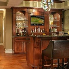 Basement Bar Design, Pictures, Remodel, Decor and Ideas - page 10